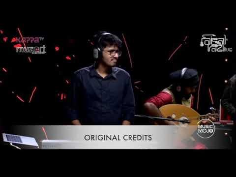 Rathisugha Orginal Karaoke  Faisal Razi Project  Music Mojo Season 6  Kappa T V