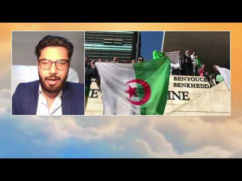 What Algerian President Bouteflika can do to stop the protests? | GME
