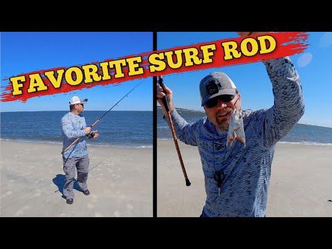 My Favorite Surf Fishing Rod