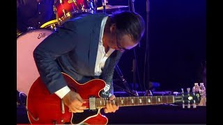 Bonamassa OWNS The Slow Blues~Nobody Loves Me But MY Mother at the Greek Theater 8/1/18