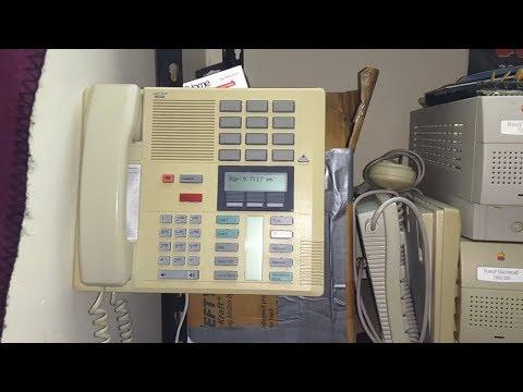 Norstar: Wiring Phones + Basic Use
