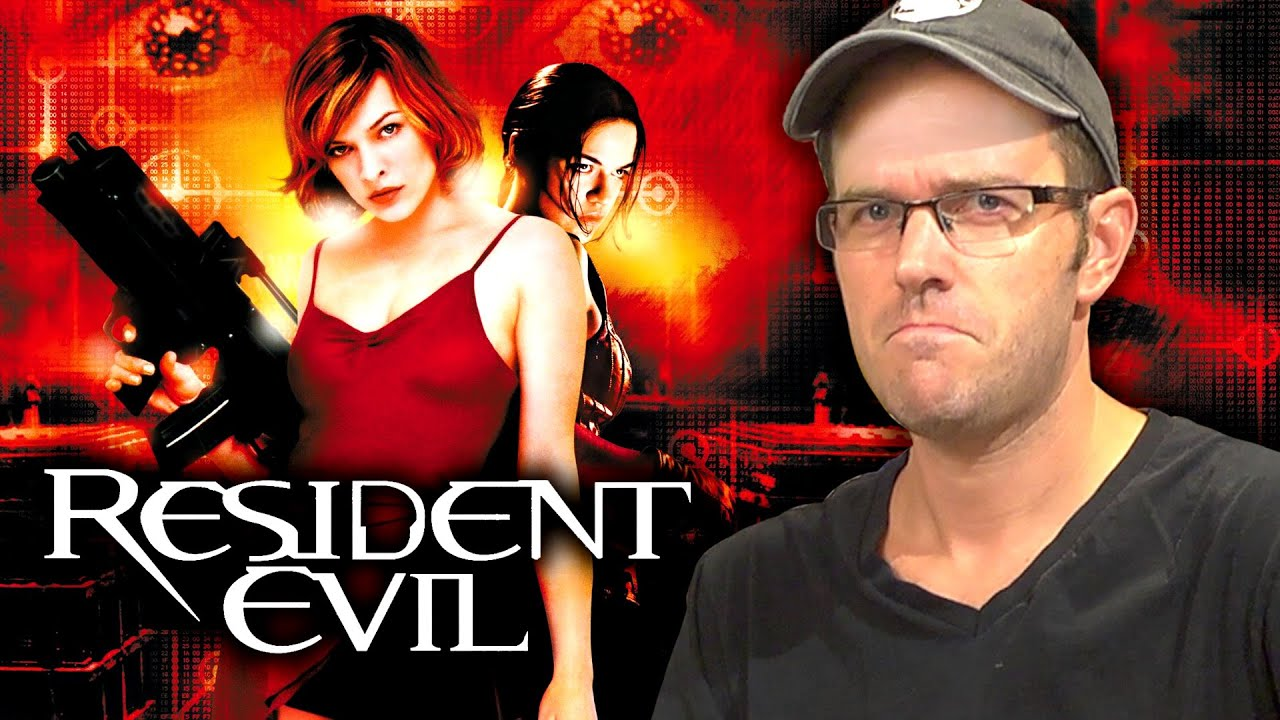 Resident Evil (2002) Movie Review – Cinemassacre