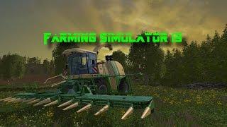 Мод Курсплей/Mod CoursePlay. Транспортировка и продажа.(Farming Simulator 2015 — новая игра в линейке фермерских симуляторов от компании Giants Software, в которой мы управляем..., 2015-02-24T20:41:31.000Z)