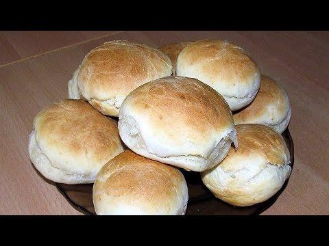 Быстрые булочки на кефире