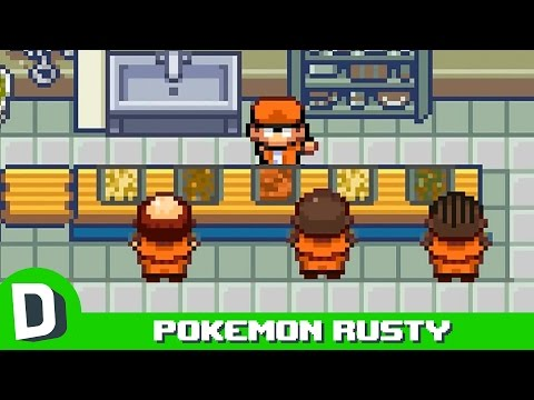Pokemon Rusty: Jailbreak