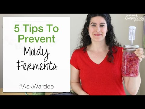 5 Tips To Prevent Moldy Ferments | #AskWardee 074