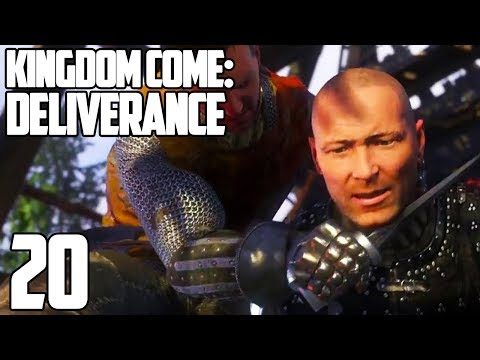 REVENGE AND A NEW HORSE | Kingdom Come: Deliverance Gameplay Let's Play #20