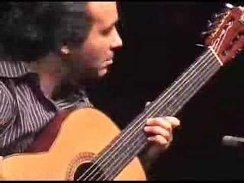 Alfredo Muro in Concert (Baden Powell Medley)