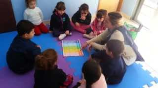 aula de ings maternal 2 b