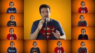 The Script - Superheroes - (Jared Halley Acapella Cover)
