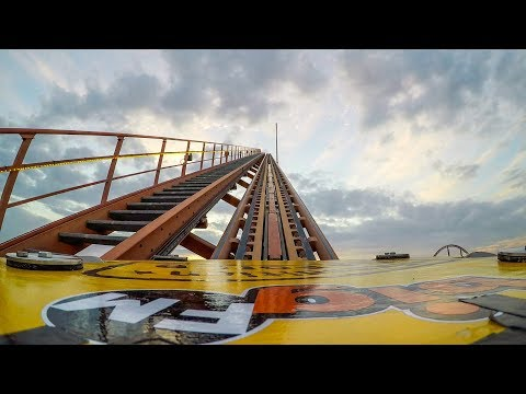 Expedition GeForce: The Lift Hill! The Roller Coaster Video You've ALWAYS Wanted!