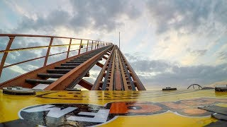 Expedition GeForce: The Lift Hill! The Roller Coaster Video You