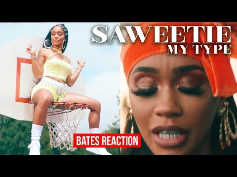 Saweetie - My Type Official Music Video ( Bates Reaction )