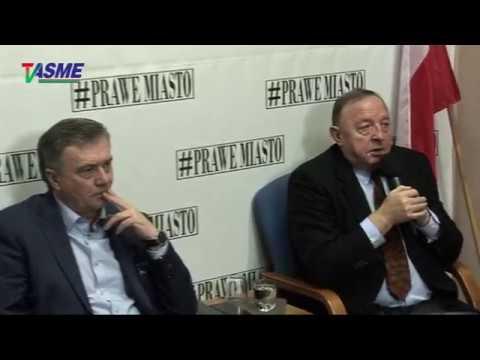 Polska w Europie czy w Unii Europejskiej – S. Michalkiewicz oraz dr. K. Kawęcki, Otwock 23.11.2017