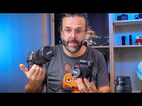 Sinnkrise und Systemfrage: Canon EOS RP vs. Canon EOS M6 Mark II mal anders