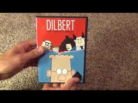 Dilbert The Complete Series DVD Set Unboxing from Mill Creek Entertainment