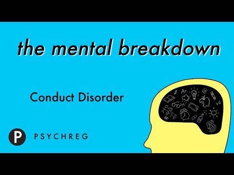 Disruptive Behaviors in Children with Conduct Disorder
