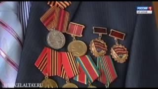 Ветераны Великой Отечественной войны принимают поздравления
