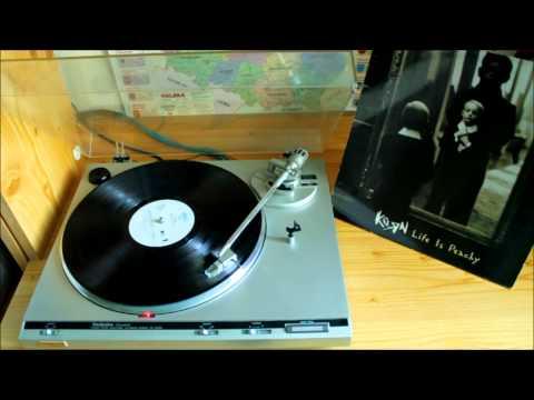 KoRn - Twist & Chi Life is Peachy Vinyl LP HQ sound