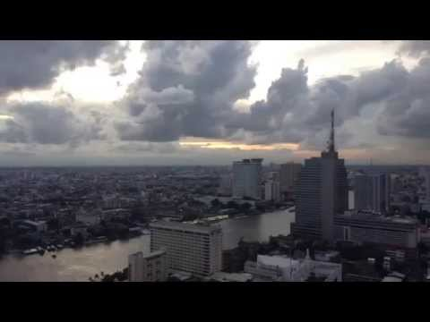 Good Night Bangkok - ราตรีสวัสดิ์กรุงเทพ (Time Lapse HD 720p)