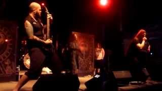 Cryptopsy (With Lord Worm) - Blasphemy Made Flesh Medley (Live at Amnesia Rockfest)