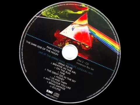 Pink Floyd - Us and Them (Experience Edition, Live at Wembley 1974)