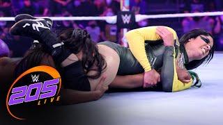 Valentina Feroz vs. Amari Miller: WWE 205 Live, Sept. 17, 2021