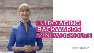 Video Aging Backwards with Miranda Esmonde-White: Introduction to Essentrics download MP3, 3GP, MP4, WEBM, AVI, FLV Juni 2018