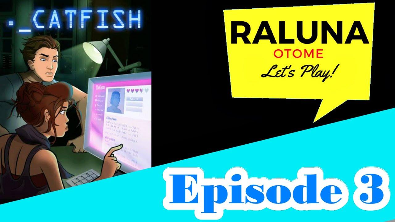 Catfish Episode 3 Rolland Chase Raluna Episode Choose Your Story Youtube