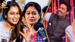 Dhanush Always Comes Late But.. : Keerthi Shanthanu Interview | KiKi Dance Studio