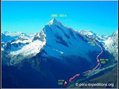 Peru: Expedition Nevado Chopicalqui (6354 m), 11.07.2016. - DAV-Deutscher Alpenverein Sektion Ulm