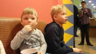 Юные сыктывкарцы посмотрели мультфильм