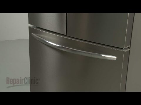 Freezer Drawer Handle - Frigidaire Refrigerator