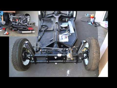 1966 VW Beetle Project 2009-2015