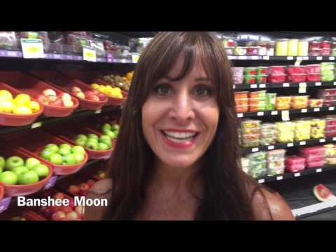 How to grocery shop Exoman goes with his wife and talks about processed and whole foods