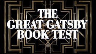 Magic Review: Great Gatsby Book Test by Josh Zandman