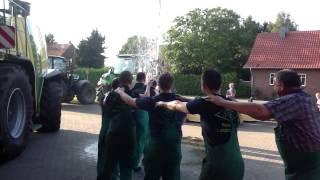 Cold Water Challenge 2014 Heselhaus Landmaschinen Rhedebrügge