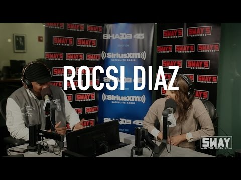 Rocsi Diaz Interview on Sway in the Morning
