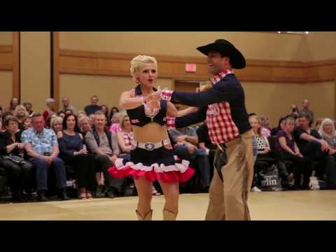 Peach State Dance | Marc and Sylvie - Two Step