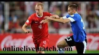 Türkiye - Hollanda  maçı Geniş Özeti 15 Ekim 2013