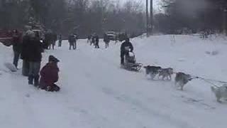 Seguin Mail Run & Mush Rush 2007