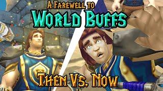 A Farewell to World Buffs - Gorak's Guide to Classic WoW, Episode 21 (WoW Machinima)