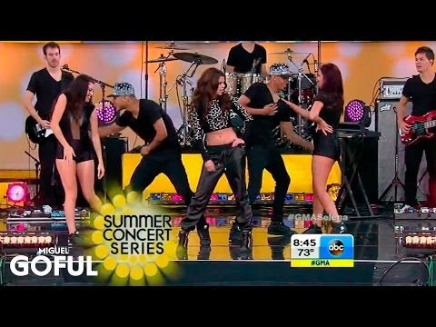 Selena Gomez - Slow Down (Live At Good Morning America 2013)