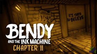 The Ink Is Alive! | Bendy and the Ink Machine: Chapter 2