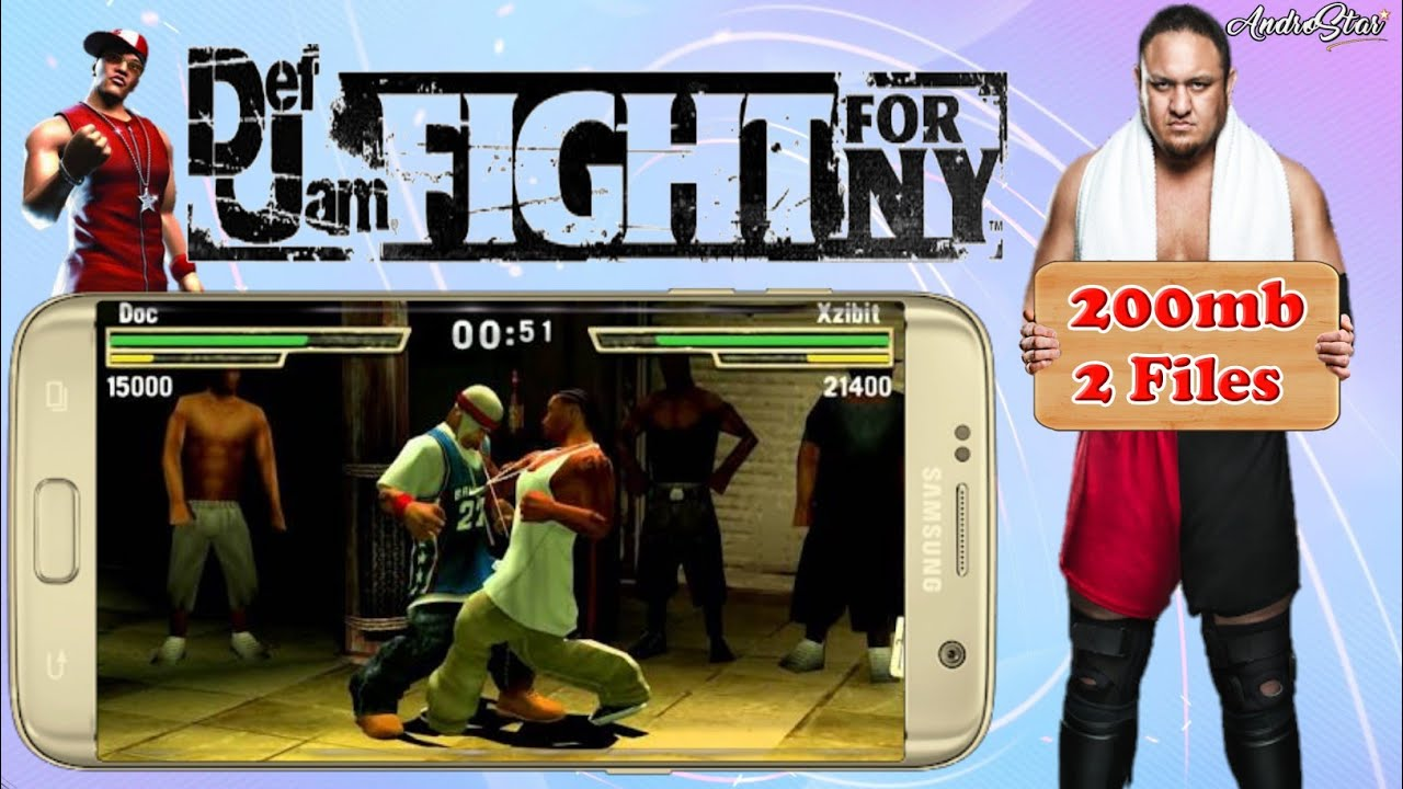 download game def jam fight for ny cso psp