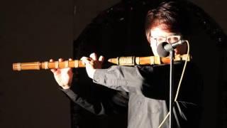 다향 대금연주-송경배