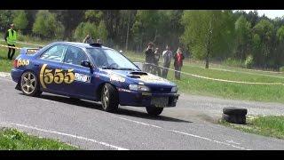 Subaru Impreza 555 - pure sound [3 runda SMT 2015]