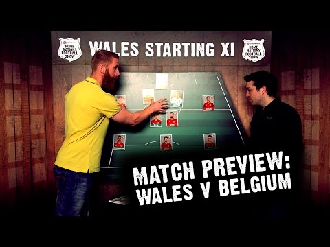 Are Belgium too strong? | Wales v Belgium match preview