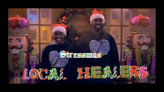 Local Healers - 'Stressmas' Christmas Rap Song (Prod. by DJ Fever)
