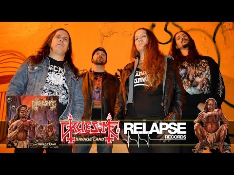GRUESOME - 'Savage Land' Album Trailer
